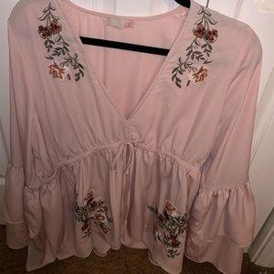 gianni bini blouse!!
